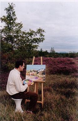 christian guinet peintre couleur provence