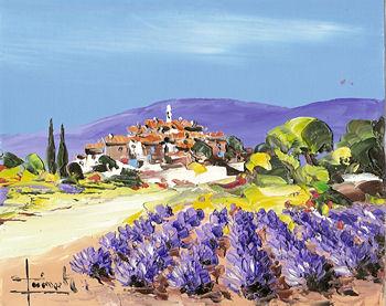peintre Provence peinture Provence