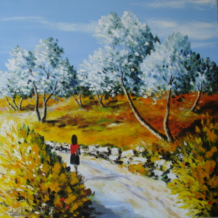 sentier des oliviers 1