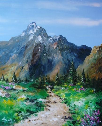 tableau « Christian Guinet peintre de la